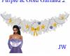 JW Purple & Gold Grlnd 2