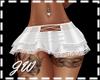 *JW RLL White Skirt