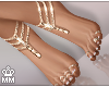 mm. BoraBora Feet+Chains