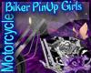 Biker Techno Purp Harley