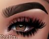 {E} Dramatic Eyebrows