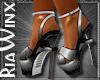 Wx:Sterling Silver Heels