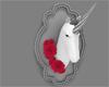 +Grace Unicorn Head+