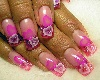 Lovers Pink NAILS