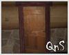QnS Hunters Cabin Door