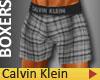 Calvin Klein Boxers [BL]