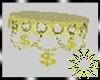 Gold $ Choker