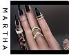 (Nails + Ink + Rings) 2