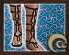 Rencer Sandals *Dark*