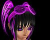 Purple Rave Hair F