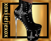 [L] UNHOLY Cross Boots F