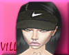 #V Female Nike Visor