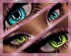 2Tone Green/Blue Eyes