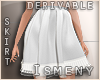 [Is] Lace Skirt Drv
