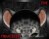 M! Snow Leopard Ears 2