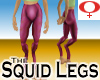 Squid Legs -Womens v1b