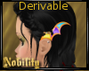 Derivable Head Wings M/F