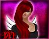 &m Shanio Dark Red
