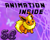 |SA| Animated Flareon