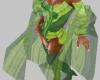 Forest Elf Shawl