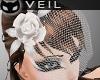 [SIN] Rose Veil - White