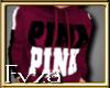 VS. PINK. HOODY.