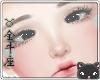 ♉ Cross eyes