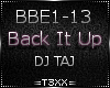 !TX - Back It Up [BBE]