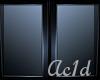 Black add on door