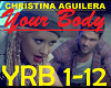 Your Body- Chr. Aguilera