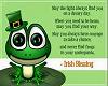 Irish Blessing - Custom