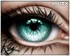 Teal Glow Eyes