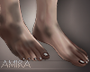Victoria Doll dirty feet