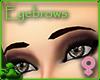 Mahogany Eyebrows