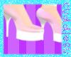 Princess Heels Pink