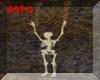 *S*Hanging Skeleton