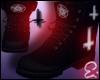 !E ▲ Unholy Boots †