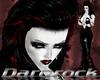 DARK Vamp Pvc Red Black