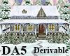 (A) Winter Cabin