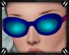 o: Oval Glasses Mesh