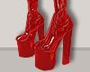I│Vinyl Platforms Red