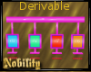 Derivable Hanging Chair