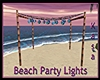 Beach Party Lights