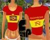 Camiseta Seleccion Spain