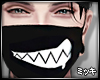 ! Crooked Smile Mask