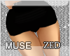 Black Shorts MUSE
