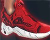 I│Hype Sneakers Red