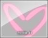 *MC* Baby Pink Heart
