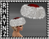 Mother Christmas Fur Hat