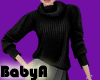 ~BA Black Sweater